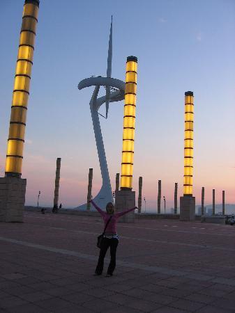 Barcelona 4 Fun Hostel : Parco Olimpico
