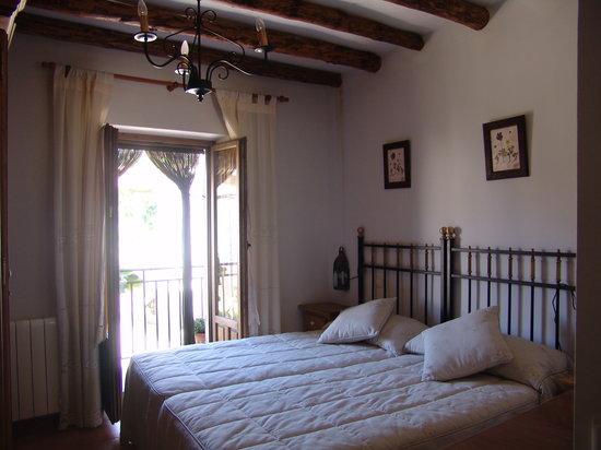 Apartamentos Turisticos Albarcas: Habitacion doble Apto.1