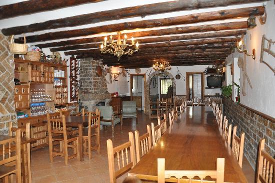 Apartamentos Turisticos Albarcas: Salón compartido