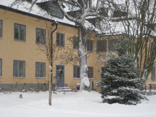 Hotel Skeppsholmen: The hotel