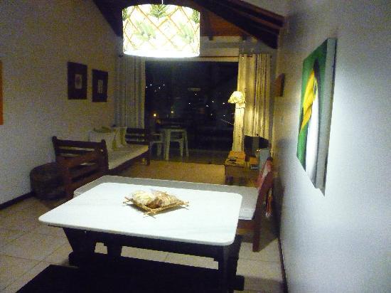 A Casa Do Mar Apartamentos : Comedor