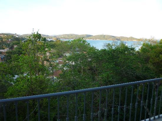A Casa Do Mar Apartamentos : Vista desde el balcón