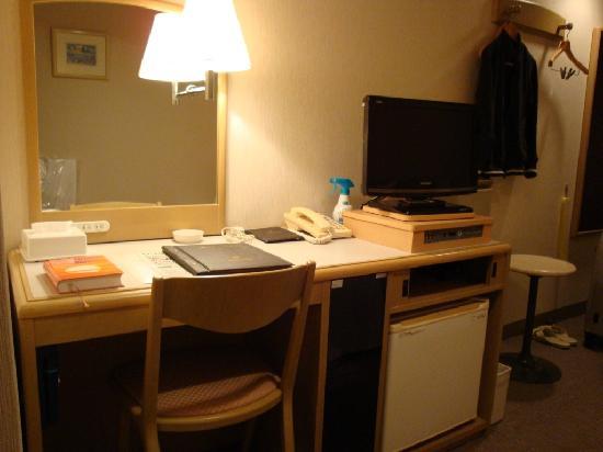 APA Hotel Kamataeki-Nishi: Room view 5