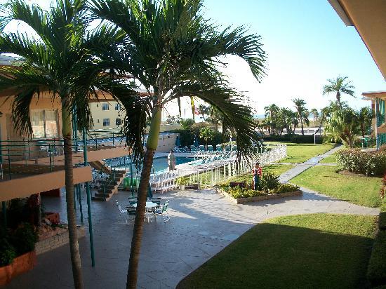 Sea Chest Motel  Gulf Blvd Treasure Island Fl