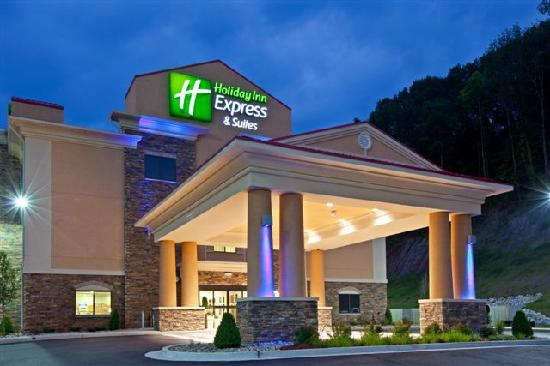 Holiday Inn Express Hotel & Suites Ripley: Exterior of Hotel