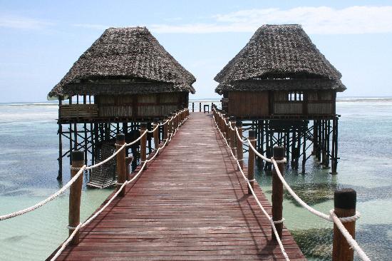 Melia Zanzibar: Jetty restaurant