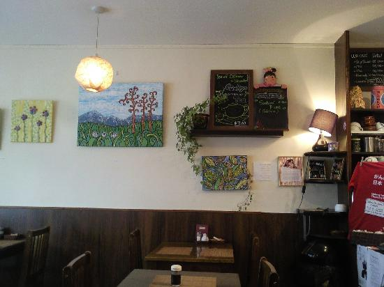 WA CAFE : Interior