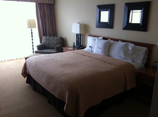 DoubleTree by Hilton Chicago - Arlington Heights : bedroom