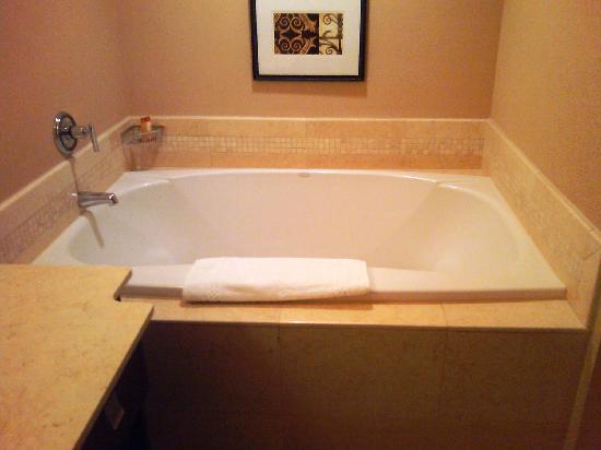 Exceptionnel Wyndham Grand Chicago Riverfront: Garden/soaking Tub