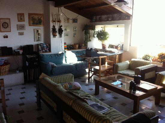 Casa Chiara : Mansarda colazioni