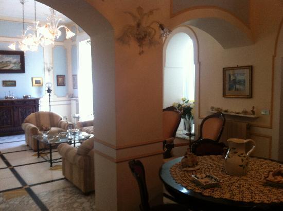 Casa Chiara : Soggiorno