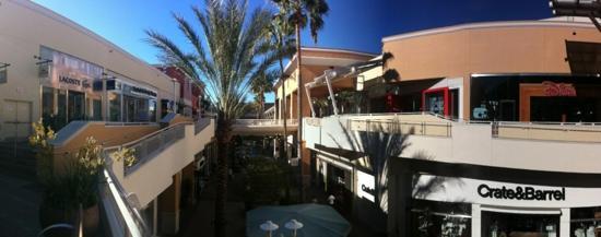 Fashion Valley Shopping Center: Panorama