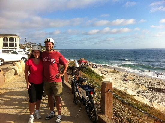 San Diego Fly Rides: SoCal Riviera Tour, Wind'N'Sea Beach