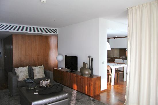 Petit salon - Picture of Blue & Green Troia Design Hotel, Troia ...