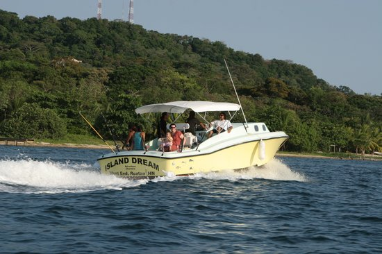 Roatan Anglers - Fishing Day Charters: Roatan Anglers Private Charters