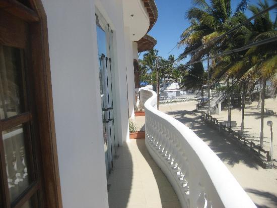 Hotel Albemarle: balcony