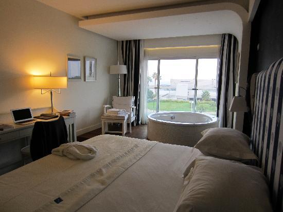 Shalom Hotel & Relax Tel Aviv - an Atlas Boutique Hotel: Jacuzzi Room - #306