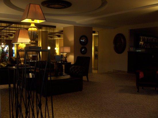 Agaoglu My Mountain Hotel: lobi