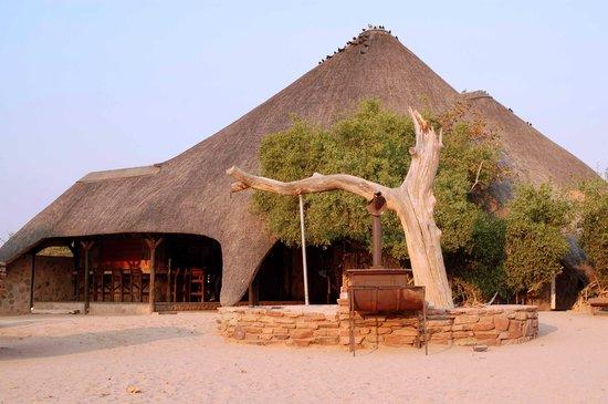 Aba-Huab Camp