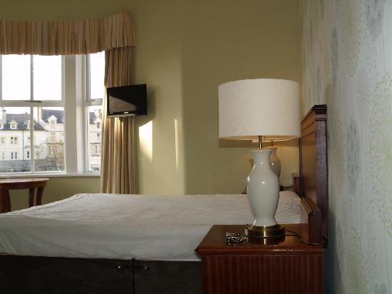 The Broadway Hotel: First Floor Bedroom