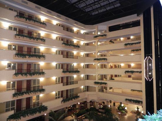 show user reviews embassy suites hilton columbia greystone south carolina