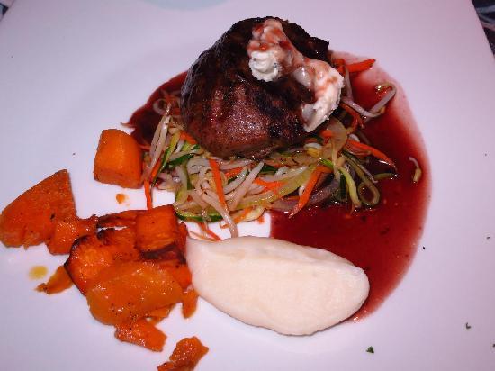 Capriccio: Grilled tenderloin