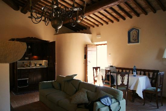 Agriturismo San Gallo: Felt like living in an own house