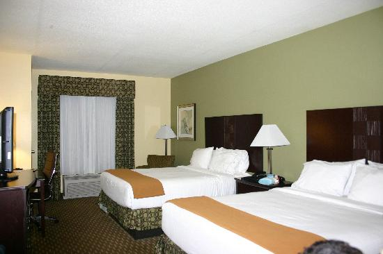 Holiday Inn Express Hotel & Suites Saint Augustine North: Double Bed Room