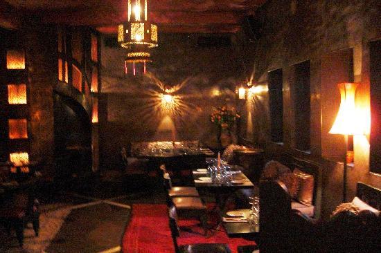 Dining area at le comptoir picture of comptoir darna marrakech marrakech tripadvisor - Le comptoir lounge magny le hongre ...