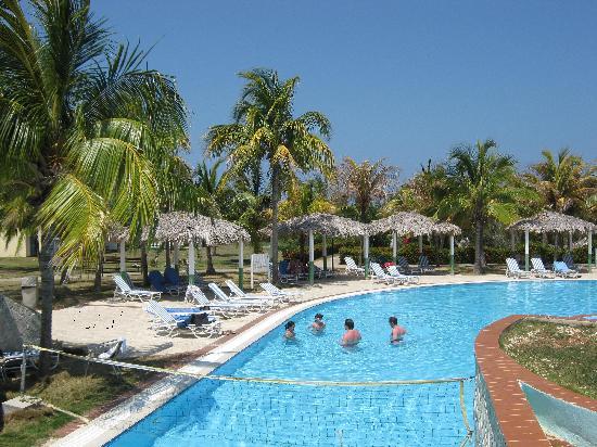 Iberostar Mojito: petit début de la grande piscine
