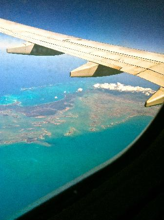 Majestic Elegance Punta Cana : view upon approach to the DR