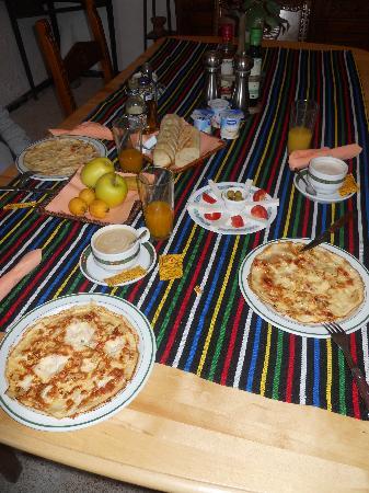 Casa Princess Arminda: Desayuno