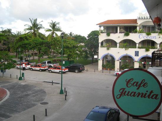 Cafe Juanita: Santa Cruz