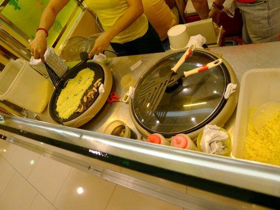 Bon Vivant : fried and stir fried rice made fresh