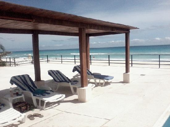 Flamingo Cancun Resort: Piscina 2