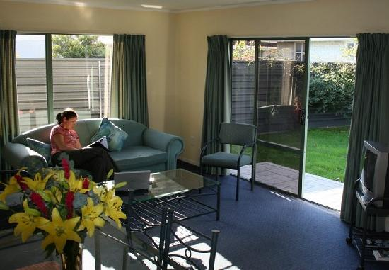 Portmans Motor Lodge: Two bedroom unit