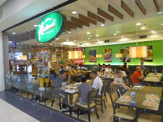 Restaurants In The Robinsons Place Food Court Picture Of Robinsons Place Food Court Manila