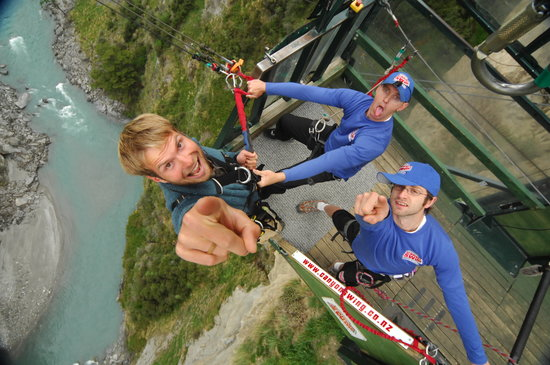 Shotover Canyon Swing and Fox