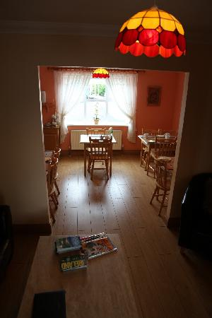 Bunratty Haven Bed and Breakfast: Dining room.