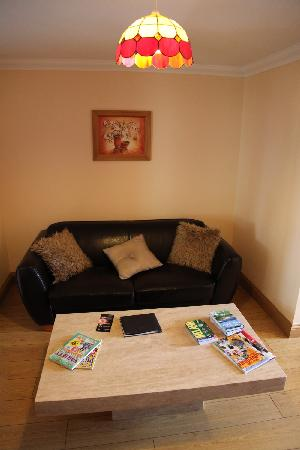 Bunratty Haven Bed and Breakfast: Family area.