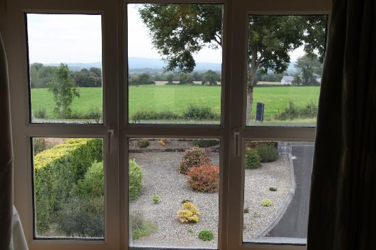 Bunratty Haven Bed and Breakfast: View from bedroom.