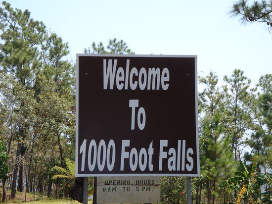 1000 Foot Falls