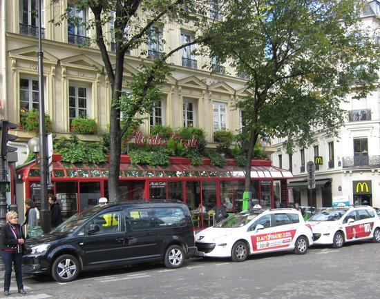 Monte Carlo  Paris - Champs-elysees