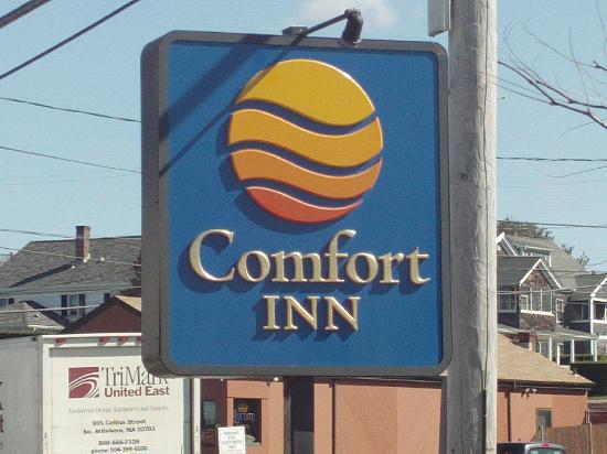 Comfort Inn Middletown: Comfort Inn Atlantic Beach