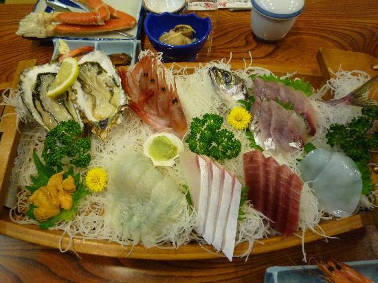 Miharuso: 新鮮な海の幸