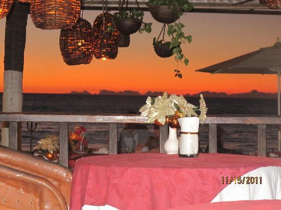 Playa Los Arcos Hotel Beach Resort & Spa: from the bar