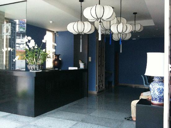 Sino Inn Phuket : Lobby area