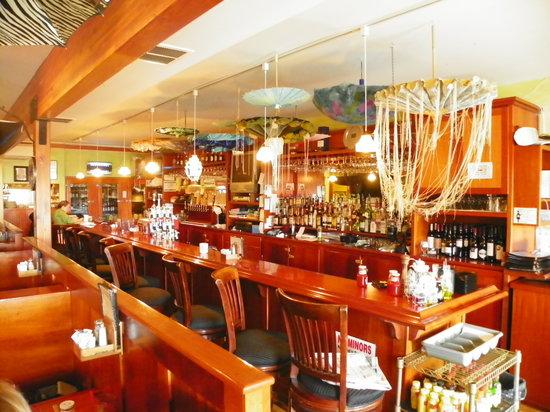 The Drift Inn: A very interesting interior