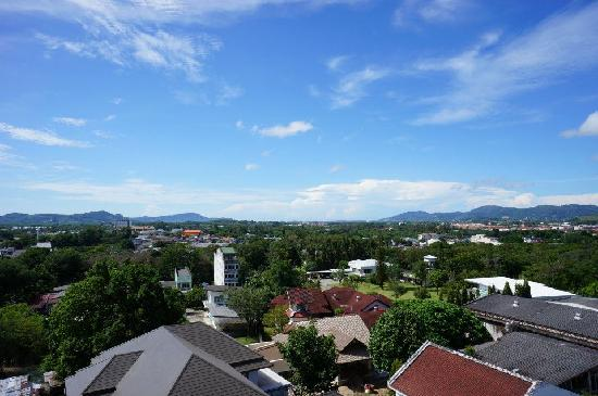 Sino Inn Phuket : View from 6th floor