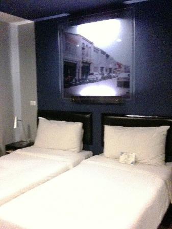 โรงแรมซิโนอินน์: My room